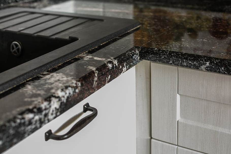 Custom kitchen ledges